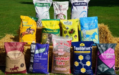 Animal feed & Accessories